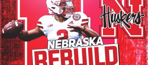 The Nebraska football team is going after another tight end [Image via C4/YouTube]