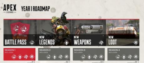 Apex Legends season 1 will be released this month. [image credits: Apoqsi/YouTube screenshot]