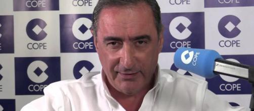 Carlos Herrera ha tenido que pedir disculpas a Gerard Piqué