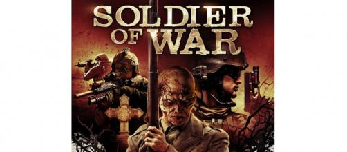 Director John Adams' latest movie is titled 'Solider of War'. / Image via John Adams, used with permission.