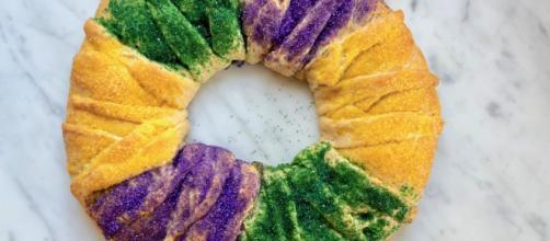 Dolci di Carnevale: la King Cake di New Orleans