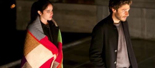 La Porta Rossa: Valentina Romani e Lino Guanciale