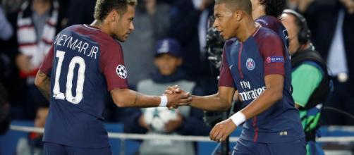 Neymar: «Faire pour Mbappé ce que Messi a fait pour moi» - Fil ... - lefigaro.fr