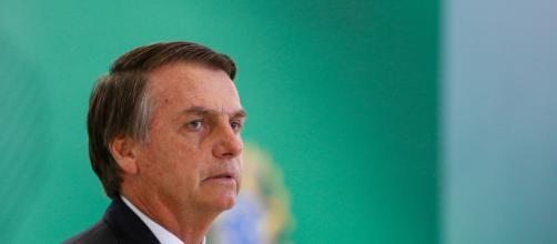 Presidente Jair Bolsonaro é fortemente influenciado pelas redes sociais. (Foto: Antonio Cruz/Agência Brasil)