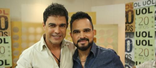 Zezé di Camargo e Luciano estão entre uma das duplas mais populares do Brasil. (Imagem: Reprodução Instagram)