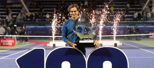 Dubaï : 100e titre en carrière pour la légende Federer qui remonte à la 4e place mondiale