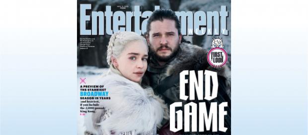 Game of Thrones: EW's cover reveals first photo of season 8 | EW.com - ew.com