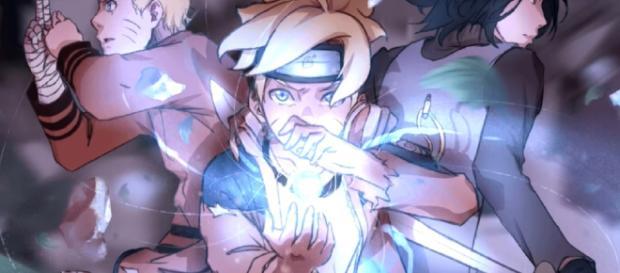 Image credit:Naruto Explained/YouTube screenshot. Boruto: Naruto Next Generations Chapter 33