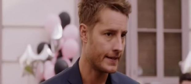 Justin Hartley plays Kevin Pearson character. Photo: screencap via TV Promos/ YouTube