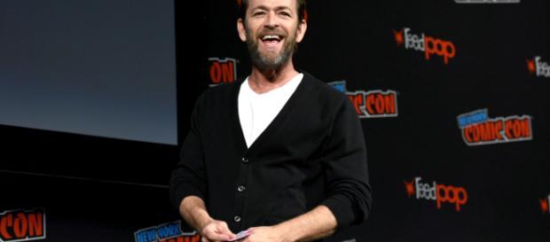 Luke Perry, ator de 'Barrados no baile' e 'Riverdale', morre aos 52 anos. (Foto: Reprodução/Arquivo BlastingNews)