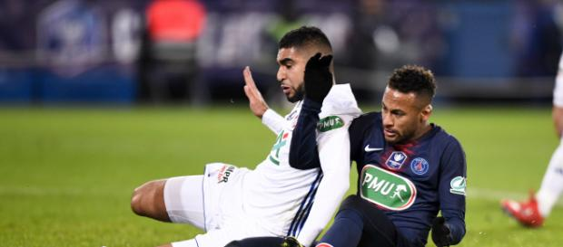 Neymar touché au 5e métatarsien, Paris tremble à moins de trois ... - lefigaro.fr