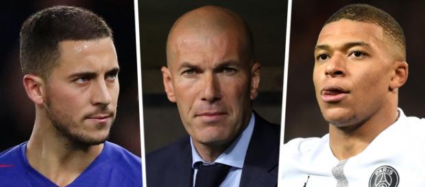 Transfer LIVE: Zidane targets Mbappe and Hazard | Goal.com - goal.com