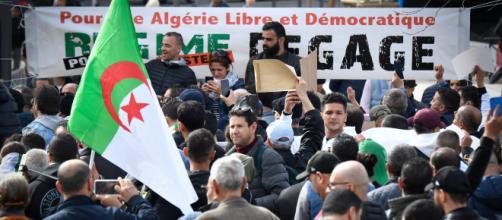 Algérie : manifestation à Alger et dans le reste du pays contre la ... - actudaily.com