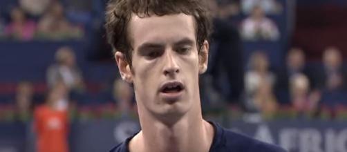 Andy Murray underwent resurfacing hip surgery. Photo: screencap via Tennis TV/ YouTube