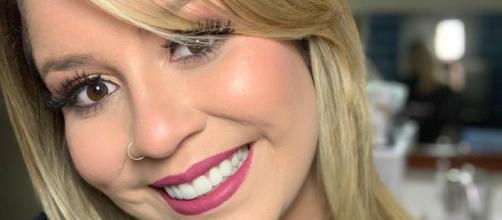 Cantora passou por cirurgias plásticas durante as férias. (Foto: Reprodução/Instagram)
