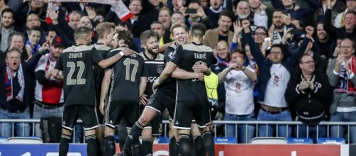 Champions League, clamoroso crollo del Real: l'Ajax è nei quarti