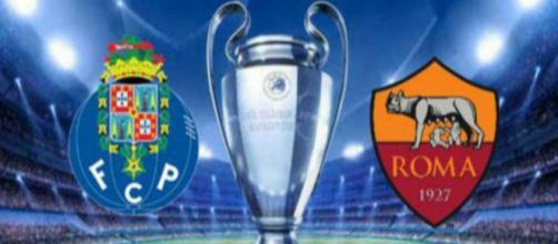 Champions League: Porto-Roma visibile su Sky