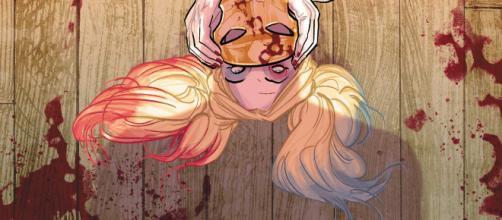 Héroes en crisis #6 tiene a Harley Quinn en la portada