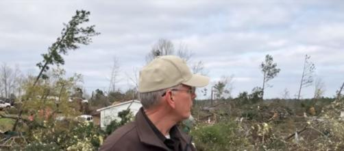 Deadly tornadoes strike Alabama, leaves fatalities and destruction behind - Image credit - AL.com | YouTube