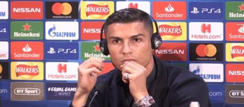 Christian Ronaldo yells at Allegri: It could spell the end of the manager at Juventus - Image credit - BeanyMan Sports | YouTube