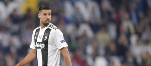 Juventus, Khedira è tornato a Torino