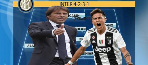L'Inter pronta a puntare su Conte e Dybala