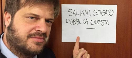 Pierfrancesco Majorino, la sua provocazione contro Matteo Salvini