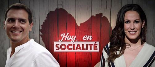 'Socialité' especula con la primera aparición pública de Albert Rivera y Malú. / telecinco.es