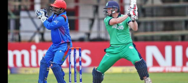 AFGH vs IRE 3rd ODI live on DSport (Image via DSport screencap)