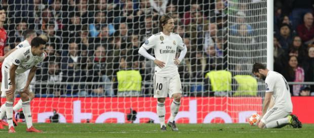 Real Madrid, eliminado en Octavos de Final de Champions