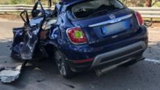Calabria: forse si sente male alla guida, sbanda e muore