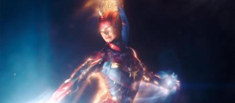 Capitana Marvel puede ser la heroína más poderosa del MCU