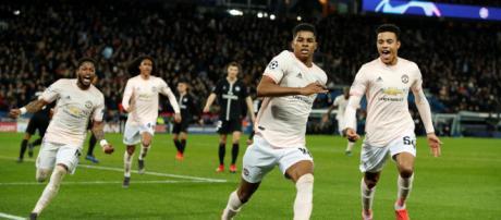 El United está en 4tos de Champions, por primera vez desde 2014. - standard.co.uk