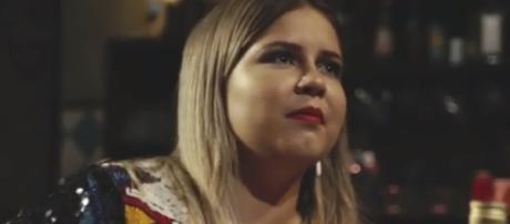 Marilia Mendonça em vídeo no Instagram (Reprodução Instagram)