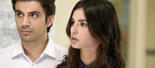 Che Dio ci aiuti: Gianmarco Saurino e Francesca Chillemi in una ... - movieplayer.it