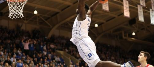 Duke believes Zion Williamson will be ready for the AAC Tournament. [Image Credit] Sports Mixtapes - YouTube