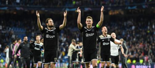 El conjunto neerlandés remontó un resultado adverso en el Santiago Bernabéu