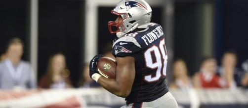 Matt Patrici would love to have Trey Flowers in Detroit next season. [Image via USA Today Sports/YouTube]