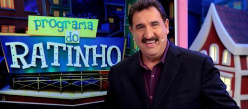 Ratinho é um dos principais nomes do SBT. (Foto: Divulgação/ SBT)