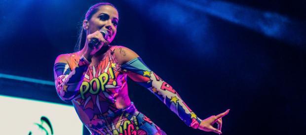 Anitta é uma das personalidades que mais causaram no Carnaval. (Imagem: Reprodução Instagram)