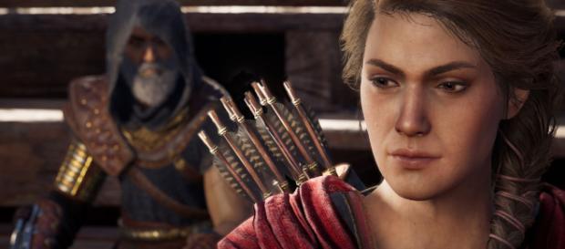 El legado de la primera espada es el cierre perfecto para Assasin's Creed Odissey