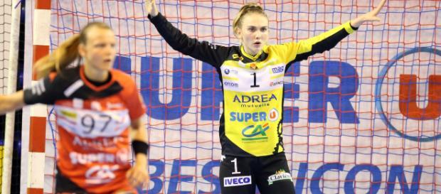 Entente Sportive Bisontine Féminine   Ligue Féminine de Handball - handlfh.org