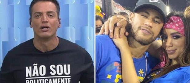 Leo Dias trouxe a verdade à tona no programa Fofocalizando. ( Foto: Divulgação SBT / Reprodução Instagram)