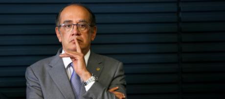 Gilmar Mendes é alvo de pedido de suspeição da Lava Jato - (Foto: Marcelo Camargo/Agência Brasil)