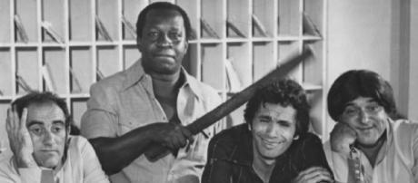 Os Trapalhões em foto de divulgação (Divulgação TV Globo)