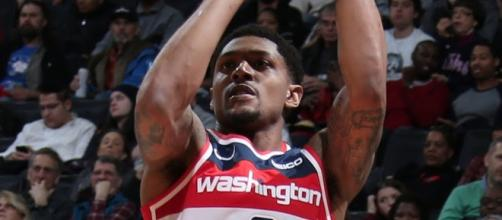 Bradley Beal led the way for a Wizards' win on Wednesday night. [Image via NBA/YouTube]
