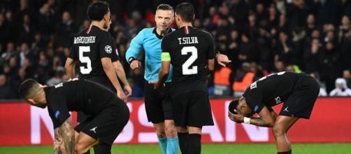 Deux ans après, le PSG revit le pire des cauchemars (1-3) | Goal.com - goal.com
