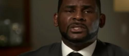 R Kelly denies sexual abuse accusations - Image credit - CBS Miami | YouTube