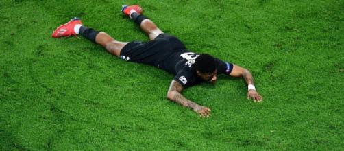Kimpembe abattu après l'élimination du PSG