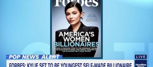Kylie Jenner, polemiche sui social: 'Non è una miliardaria self-made'